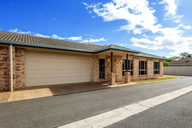 Picture of 3/47 Thabeban Street, AVENELL HEIGHTS QLD 4670
