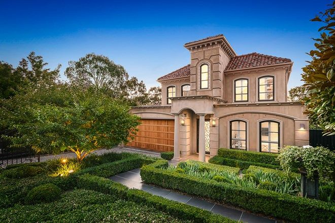 Picture of 35 Willow Grove, KEW EAST VIC 3102