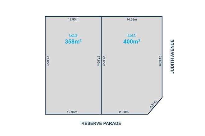 Picture of Lot 1 & 2, 26-28 Reserve Parade, FINDON SA 5023