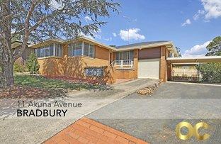 Picture of 11 Akuna Avenue, Bradbury NSW 2560