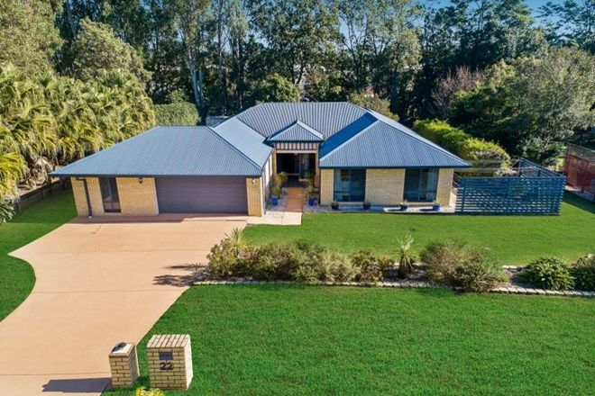 Picture of 22 Toriana Place, BEERWAH QLD 4519