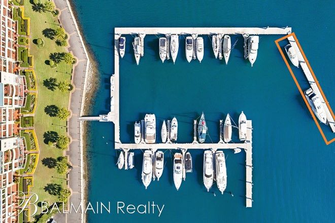 Picture of Balmain Cove Marina, ROZELLE NSW 2039