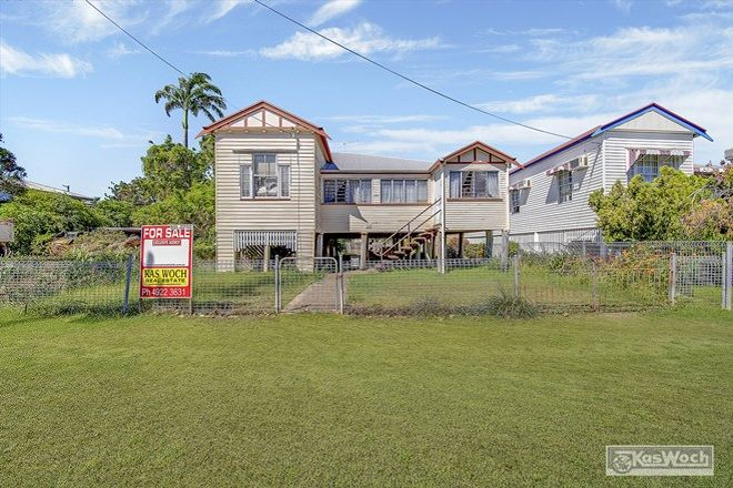 Picture of 151 Campbell Street, ROCKHAMPTON CITY QLD 4700