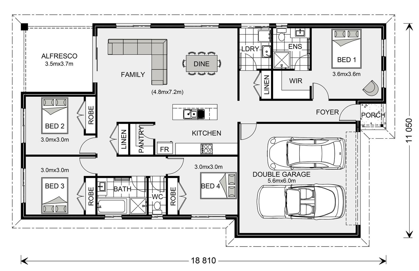Lot 1489 Crowther Drive, Lucas VIC 3350, Image 1