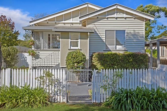 Picture of 16 Louisa Street, SOUTH TOOWOOMBA QLD 4350