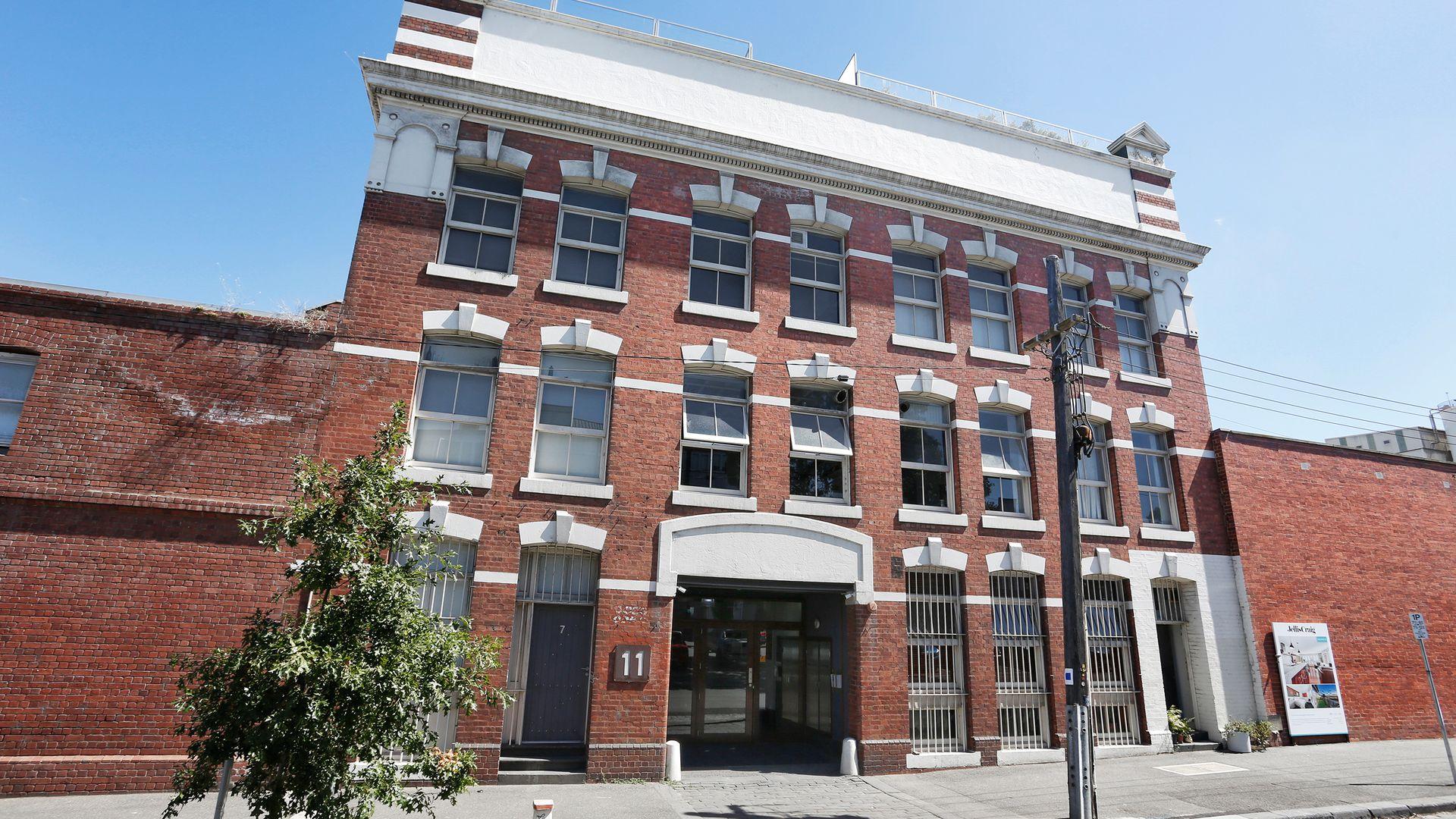4/11 Anderson Street, West Melbourne VIC 3003, Image 1