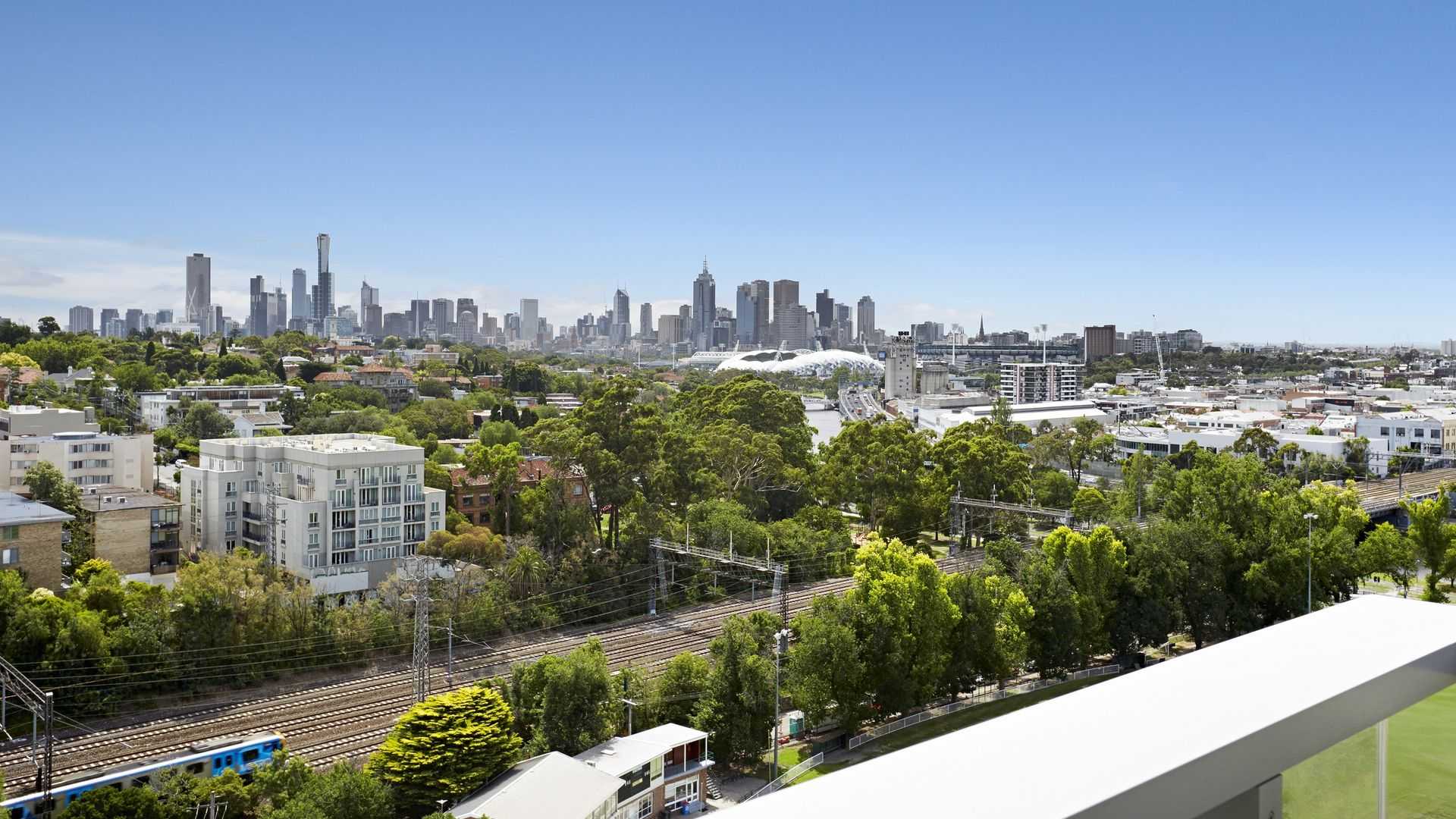 1505/50 Claremont Street, South Yarra VIC 3141, Image 2