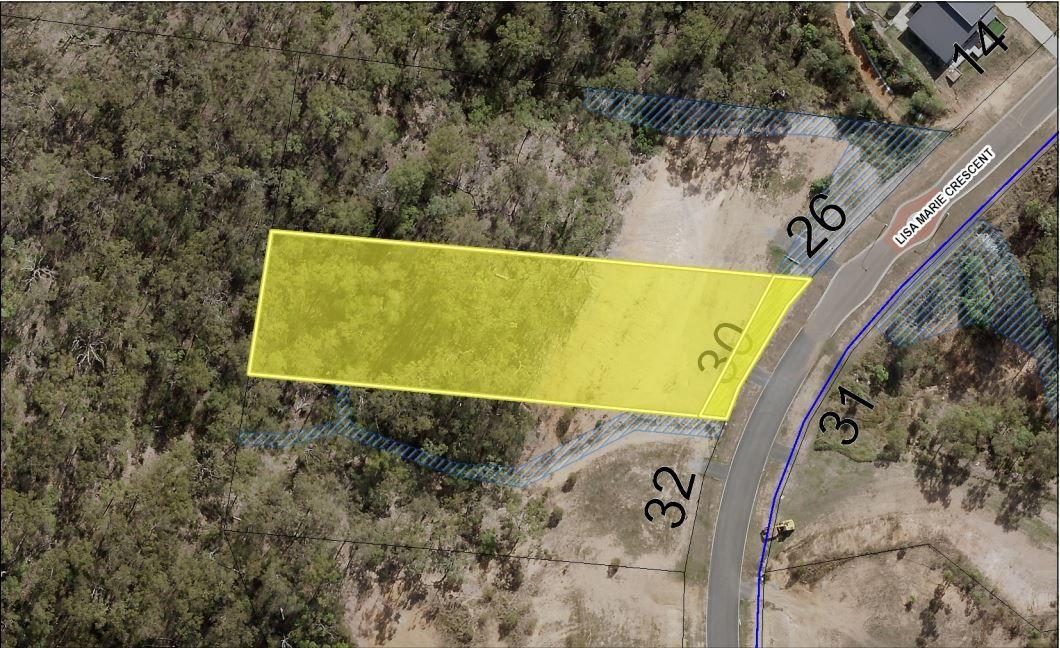 Lot Lot 53/30 Lisa Marie Crescent, Burua QLD 4680, Image 2