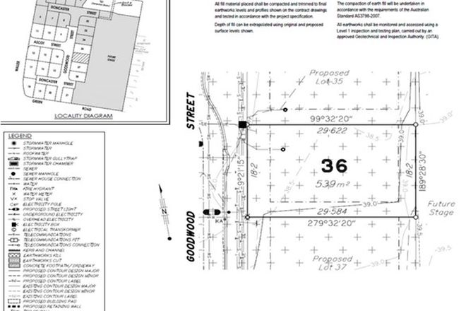 Picture of Lot 36/174 - 192 Green Road, HERITAGE PARK QLD 4118