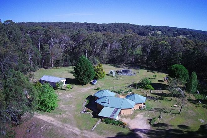 Picture of 123 Warra Forest Road, MOUNT MITCHELL NSW 2365