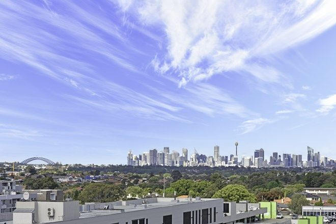 Picture of 1105/2A Elsie Street, BURWOOD NSW 2134