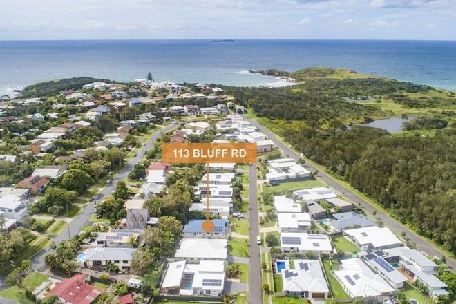 Picture of 113 Bluff Road, EMERALD BEACH NSW 2456