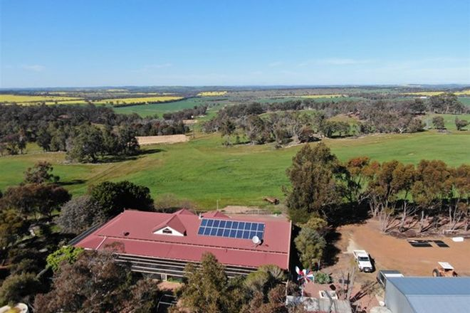 Picture of Lot 10480 Delyanine Road, WAGIN WA 6315