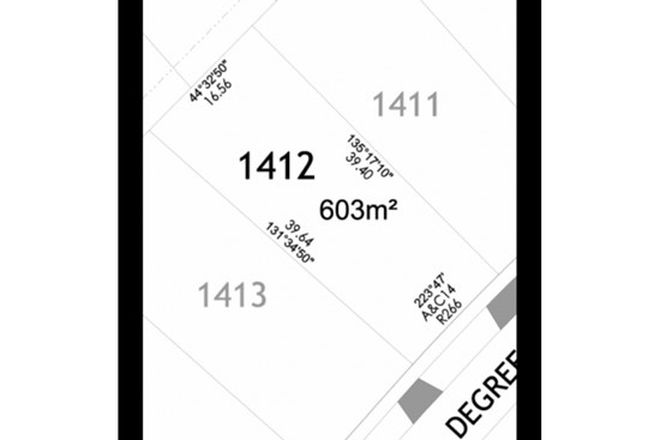 Picture of Lot 1412/1412 Degrees Road, GREENVALE VIC 3059