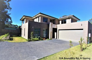 32 & 32A Boundary Road, North Epping NSW 2121