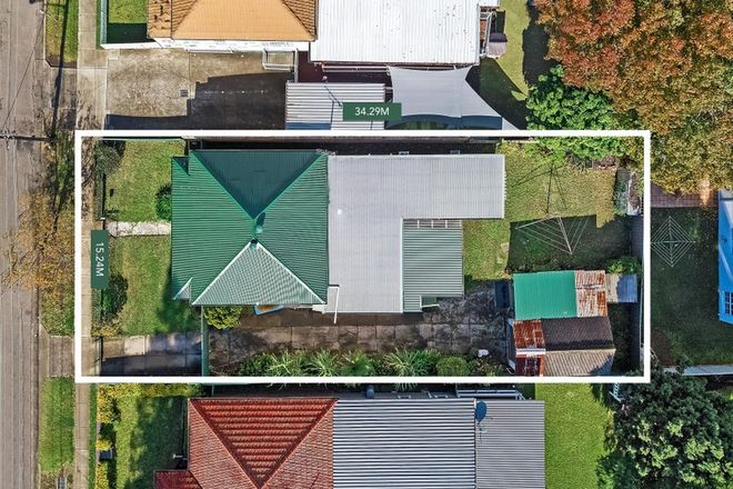 Picture of 39 Willee Street, STRATHFIELD NSW 2135