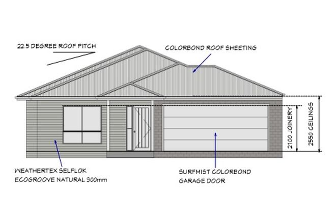 Picture of Lot 3097 Jeanine Cres, BARINGA QLD 4551