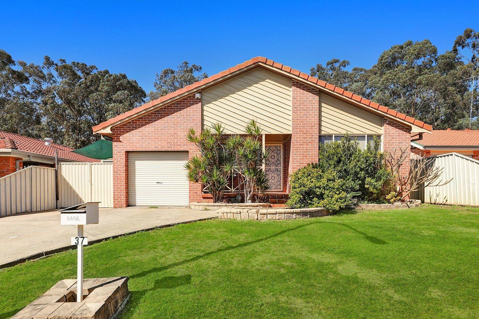 37 Lyrebird Crescent, Green Valley NSW 2168, Image 0