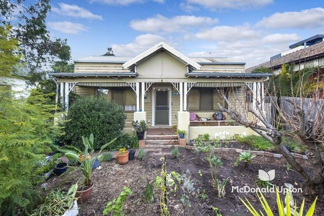 Picture of 6 Flower Street, ESSENDON VIC 3040