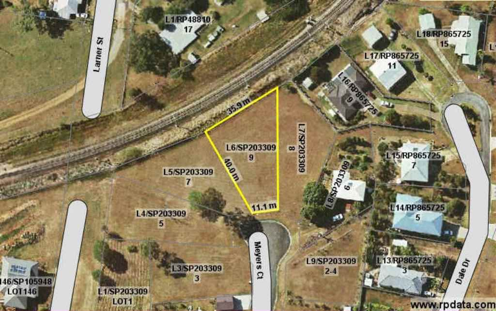 9 Meyers Court, Tiaro QLD 4650 - Vacant Land For Sale