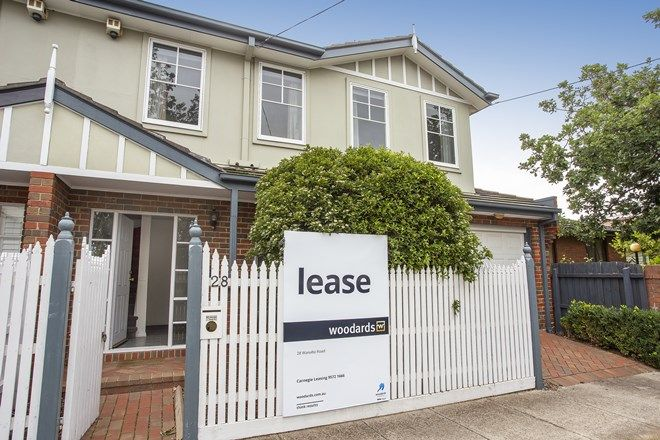 Picture of 28 Wanalta  Road, CARNEGIE VIC 3163