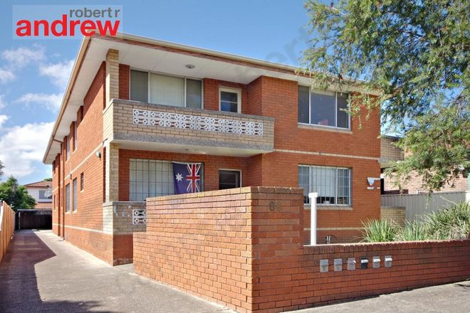 Picture of 6/68 Park Street, CAMPSIE NSW 2194