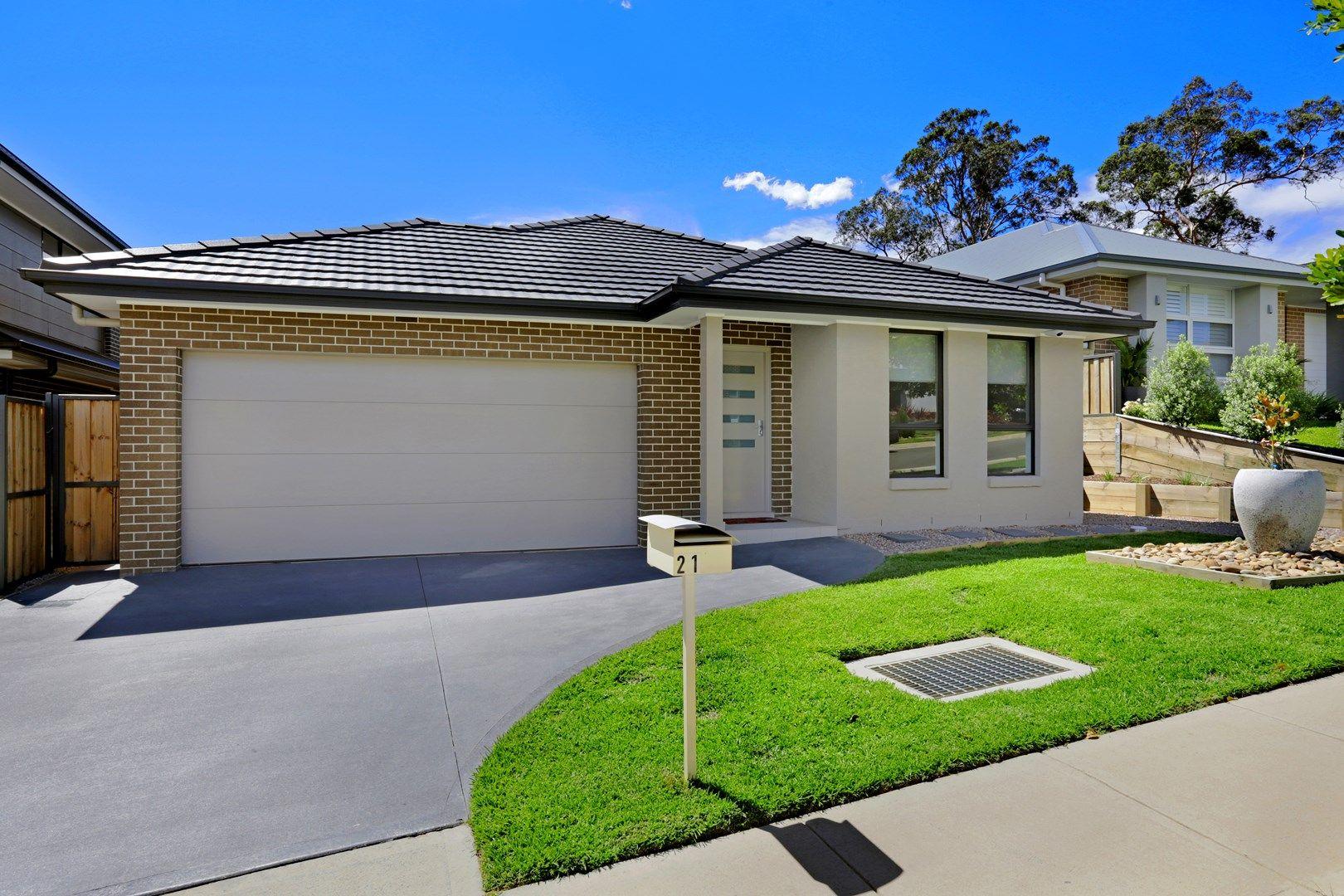 21 Tallaganda Street, Kellyville NSW 2155, Image 0