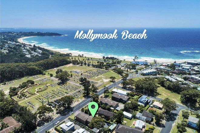 Picture of 3/44 Ocean Street, MOLLYMOOK BEACH NSW 2539