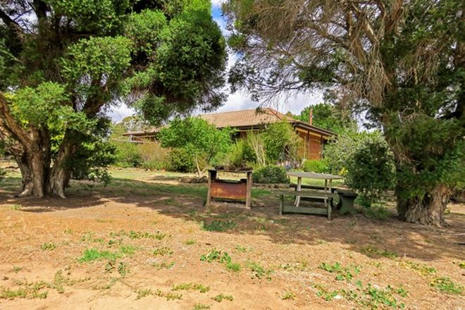 Picture of 170 Beckworth Court Road, CLUNES VIC 3370