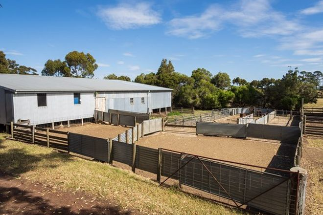 Picture of 3078 Victoria Point Road, STRATHKELLAR VIC 3301