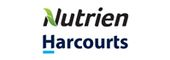 Logo for Nutrien Harcourts WA