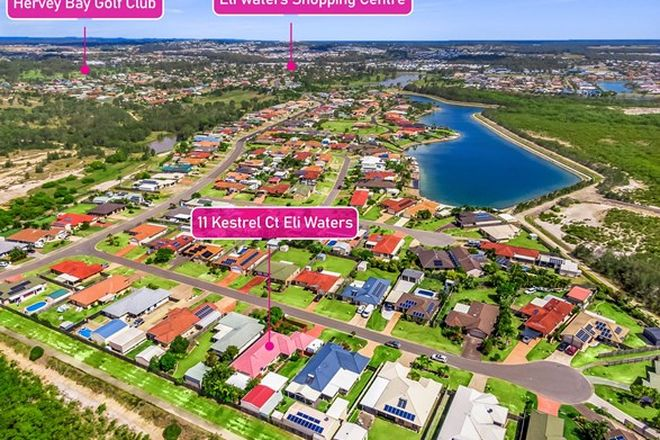 Picture of 11 Kestrel Court, ELI WATERS QLD 4655