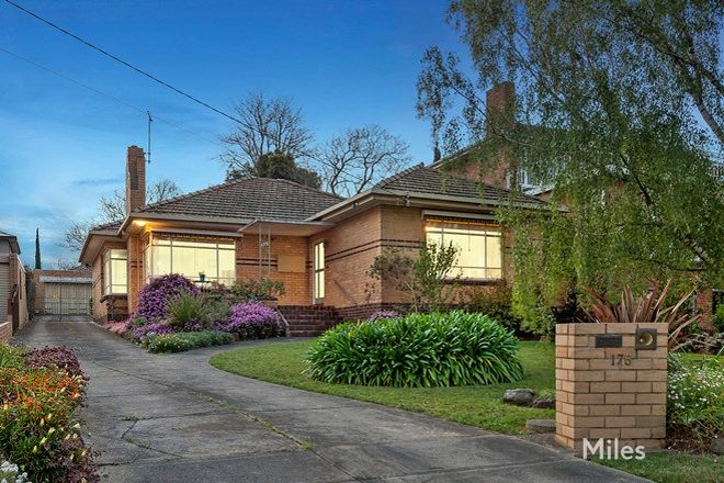 Picture of 175 Mountain View Parade, ROSANNA VIC 3084