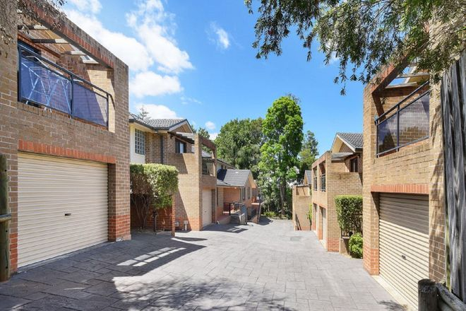 Picture of 14/7 Webb Avenue, HORNSBY NSW 2077