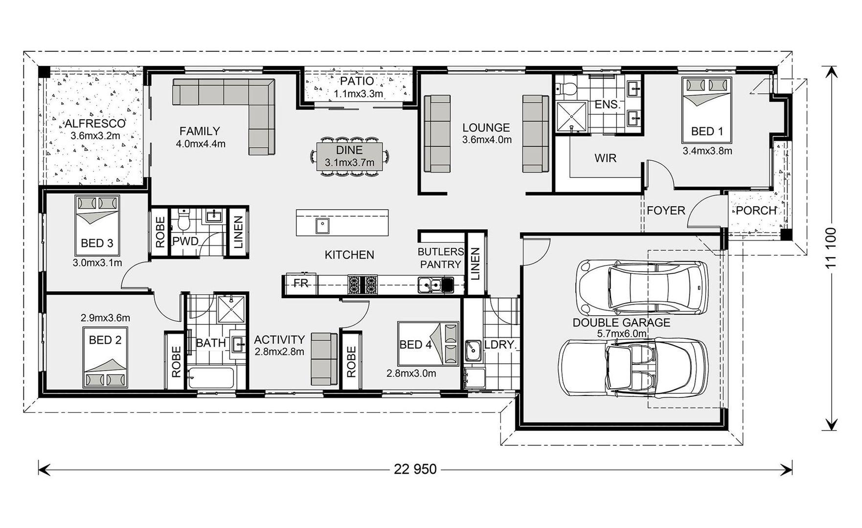 Lot 355 Brockman Drive, Upper Kedron QLD 4055, Image 1