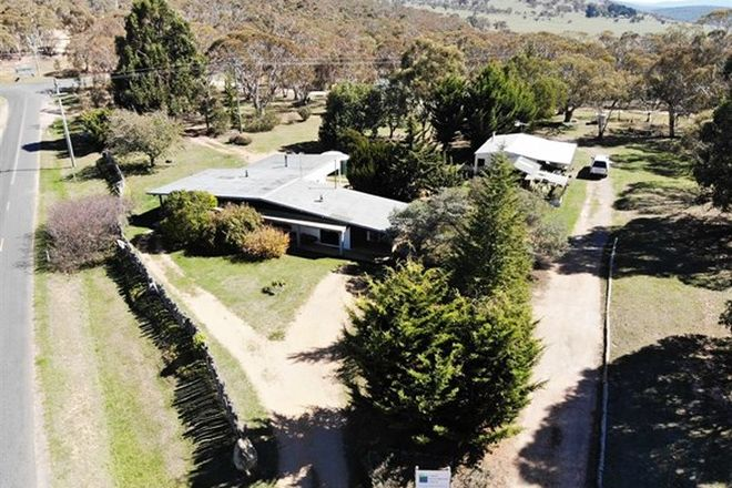 Picture of 640 Old Adaminaby Road, OLD ADAMINABY NSW 2629