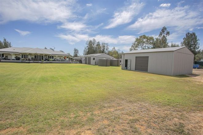 Picture of 48 Bender Street, CHINCHILLA QLD 4413