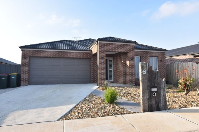 Picture of 6 Farrell Street, BANNOCKBURN VIC 3331