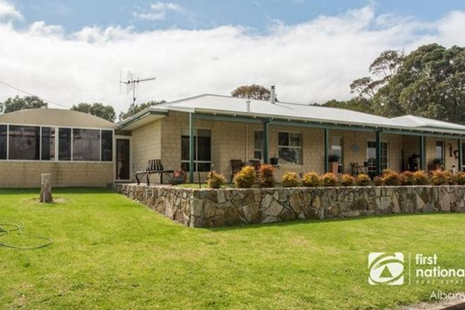 Picture of 46408 South Coast Highway, KING RIVER WA 6330