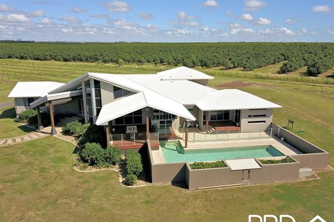 Picture of 84 Booloongie Road, GOOBURRUM QLD 4670