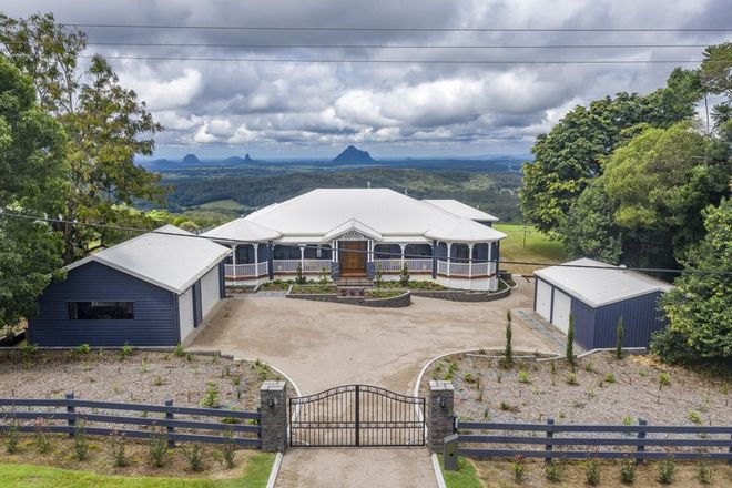 Picture of 33 McCarthy Shute Road, MALENY QLD 4552