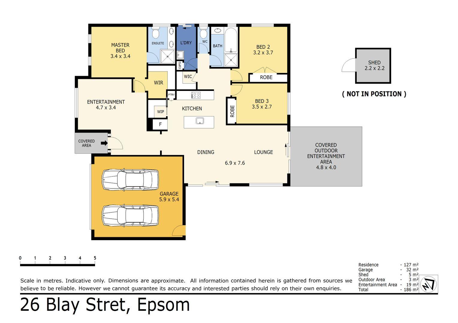 26 Blay St, Epsom VIC 3551, Image 1