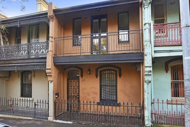 Picture of 172 Lawson Street, REDFERN NSW 2016