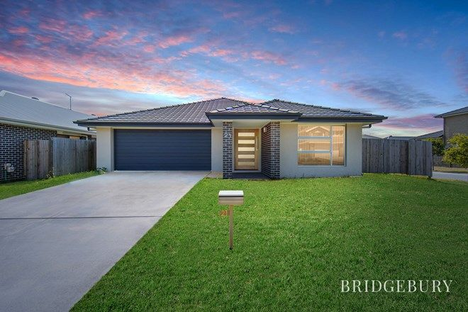 Picture of 21 Markwell Crescent, MANGO HILL QLD 4509