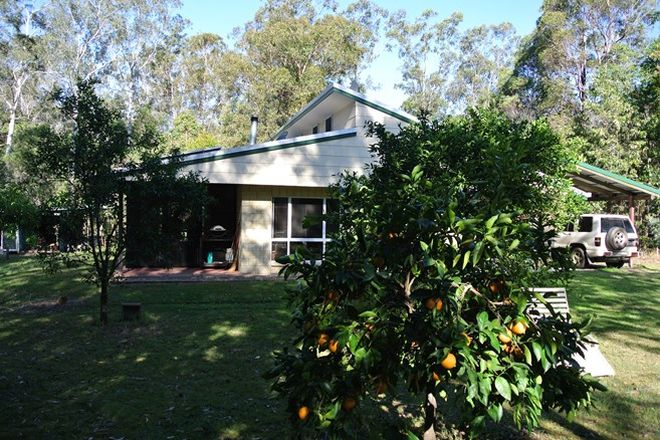 Picture of 115 Faine Road, BAUPLE FOREST QLD 4650