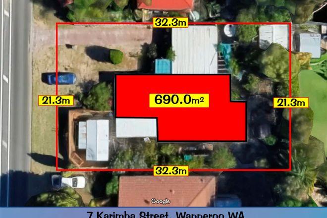 Picture of 7 Karimba Street, WANNEROO WA 6065
