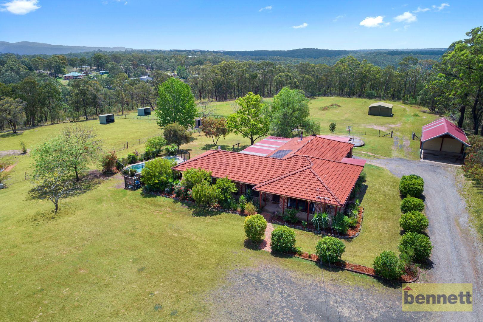 163 Blaxlands Ridge Road, Kurrajong NSW 2758, Image 0