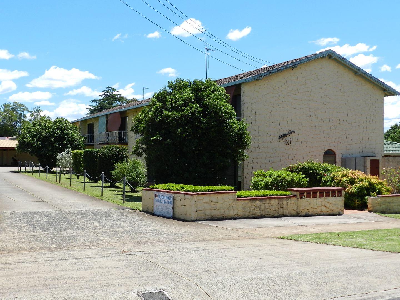 4/67 Taylor Street, Newtown QLD 4350, Image 0
