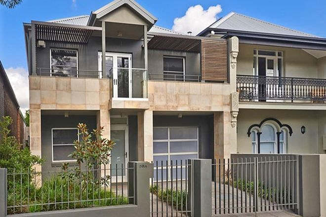 Picture of 58a Elswick Street, LEICHHARDT NSW 2040
