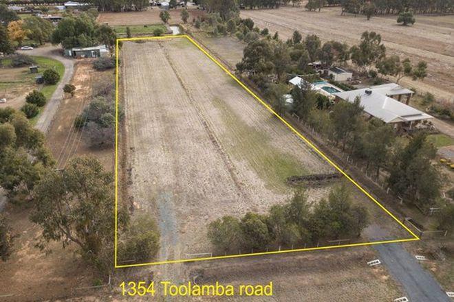 Picture of Lot 1, 1354 Toolamba Road, TOOLAMBA VIC 3614